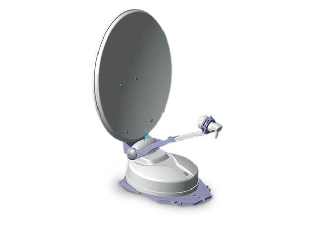 ANTENNA SATELLITARE AUTOMATICA
